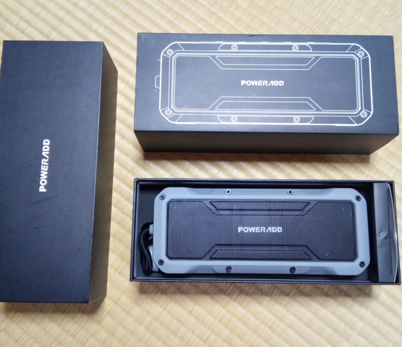 Poweradd  Bluetoothスピーカー 36W